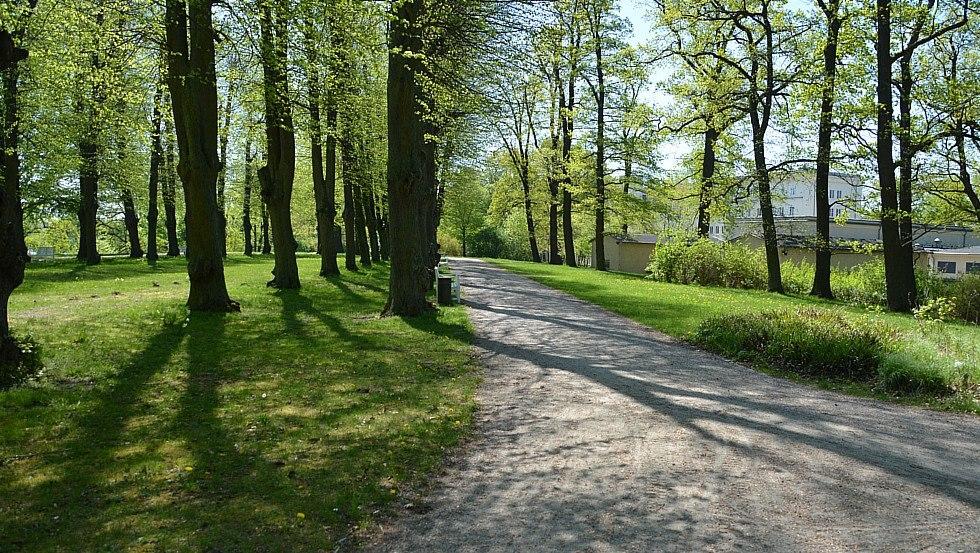 Hippodrom im Schlossgarten, © Tourismusverband Mecklenburg-Schwerin