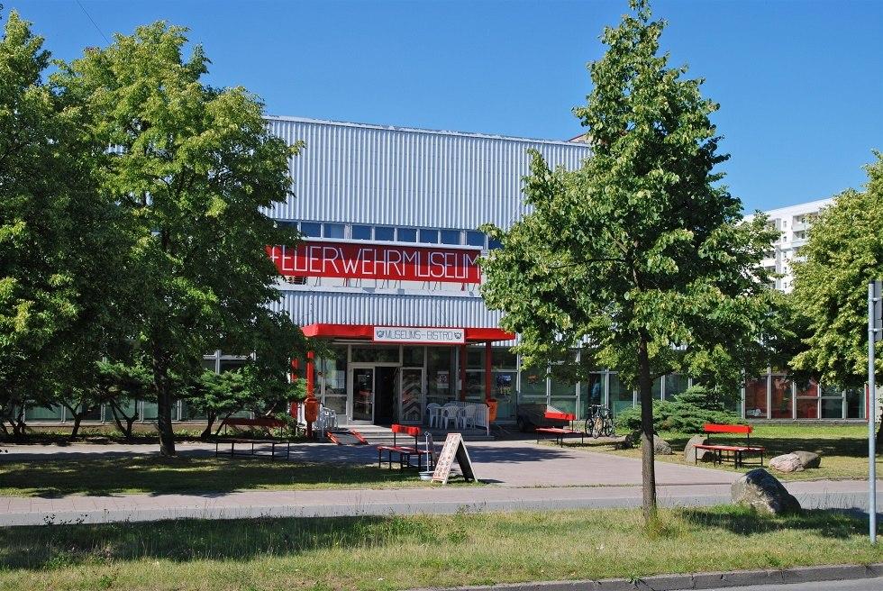 Museum Eingangsbereich Hamburger Allee, © Uwe Rosenfeld