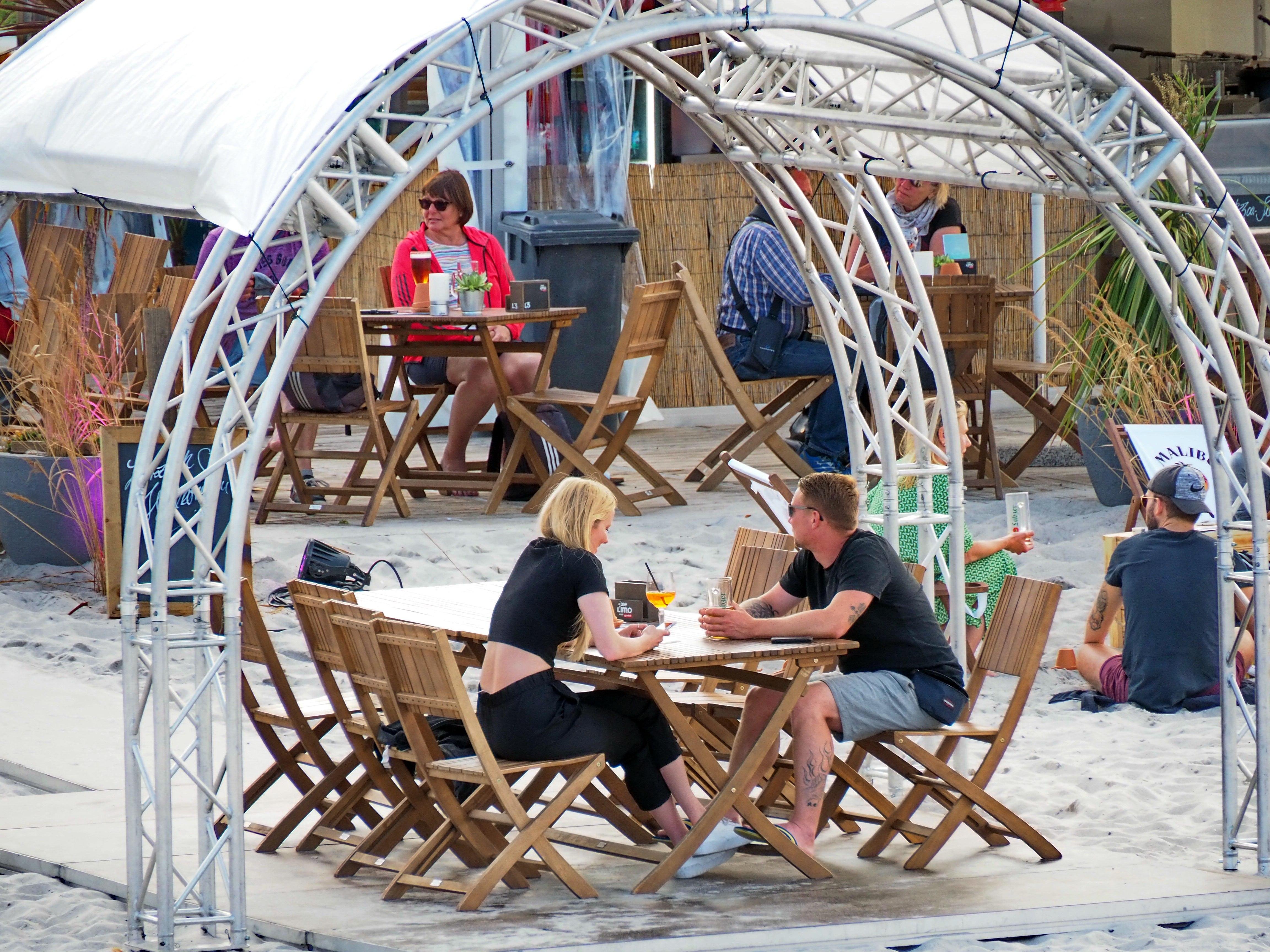 Beach Lounge Boltenhagen - Die Location, © KV Boltenhagen