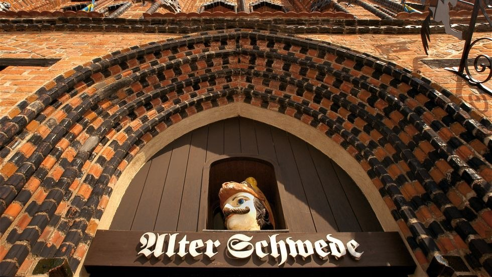 Der Alte Schwede in Wismar, © Hansestadt Wismar, Pagels