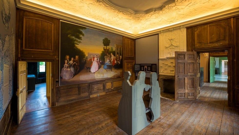 Blick ins Schlossmuseum Bothmer, © Staatliche Schlösser und Gärten MV, Timm Alrich