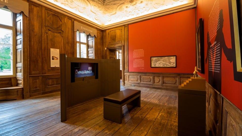 Schlossmuseum Bothmer, © Staatliche Schlösser und Gärten MV, Timm Alrich