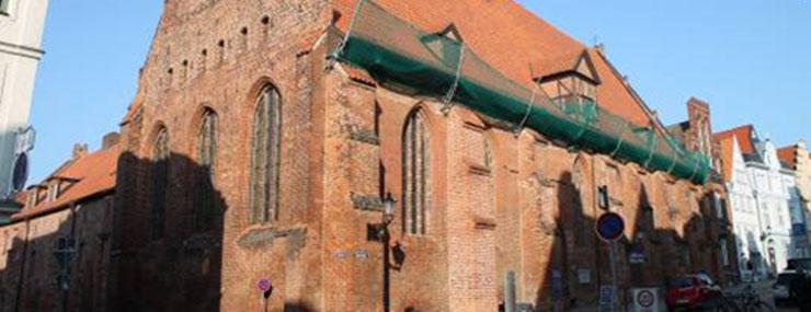 Hl. Geist Kirche © BAIS GmbH