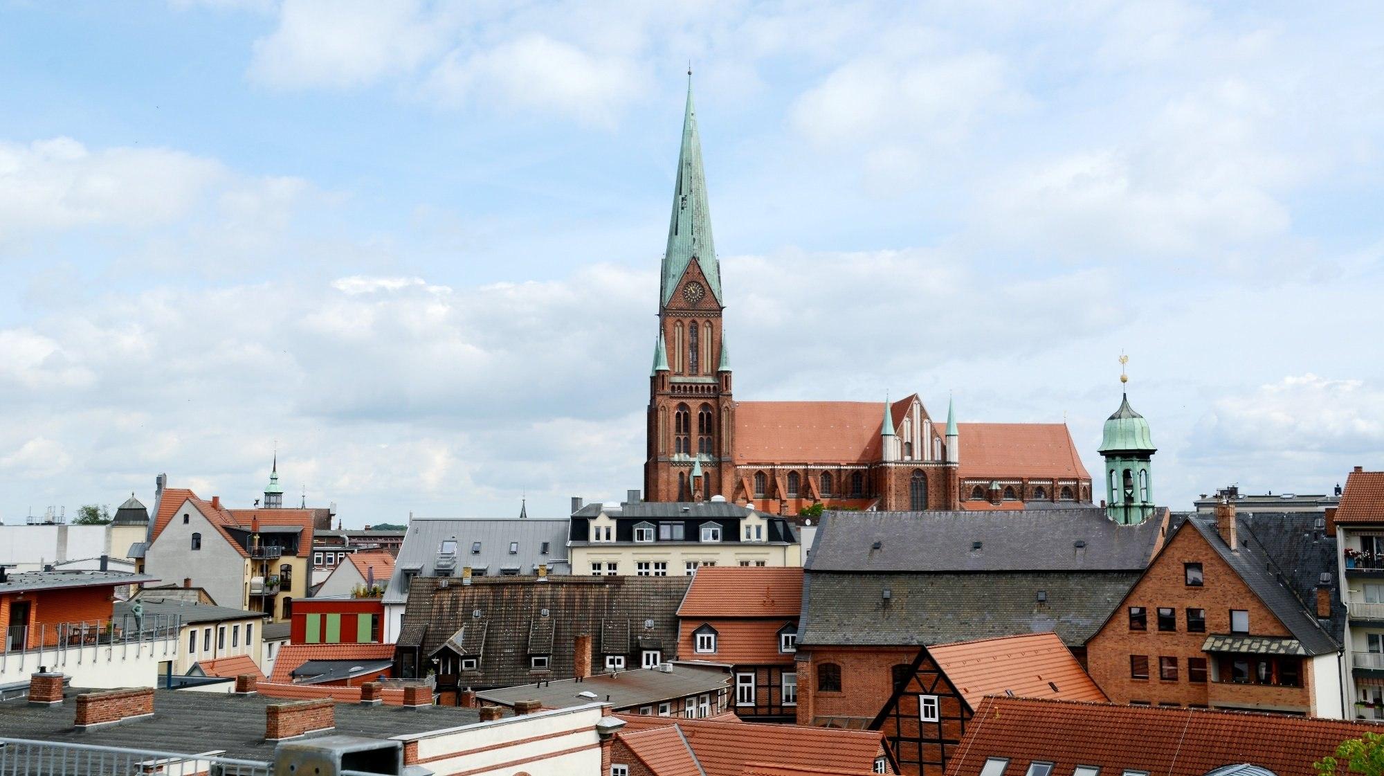 Der Schweriner Dom, © Tourismusverband Mecklenburg-Schwerin